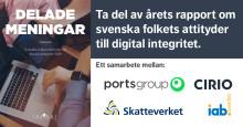 """Ports Group har varit med och tagit fram rapporten """"Delade Meningar 2019"""""""