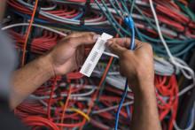 Cloud-gebaseerde labeloplossing voor netwerkinstallateurs dankzij samenwerking van Brother met Fluke Networks