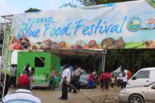 Tobago hylder kreativ madlavning på Blue Food Festival