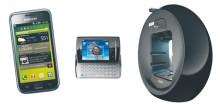 Surfplatta, smarta mobiler och kaffemaskiner heta i jul