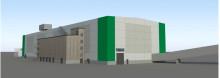 Abetong bygger industrihall till Södra Cell Mörrums nya flisfabrik