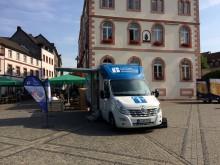 Beratungsmobil der Unabhängigen Patientenberatung kommt am 24. September nach St. Wendel.