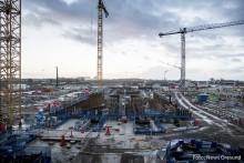 Finsk byggkonjunktur i fortsatt medvind