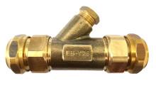 Ebecos nya Y-koppling underlättar värmekabeldragning i vattenrör