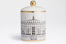 Grand Hôtel's new scented candle adds a sense of luxury