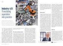Industry 4.0: Translating aspiration into practice
