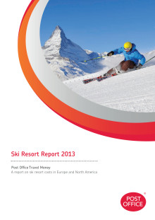 Ski Resort Report 2013