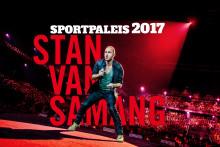 2de Sportpaleis voor Stan Van Samang