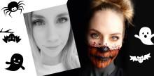 Snygga sminkningar när Jessica Börjesson tar över Butterick's Instagram