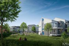 64 moderne boliger i Horten kommer nå for salg