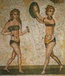Bland greker, romare och turkar - om bad och badkultur i historiskt perspektiv
