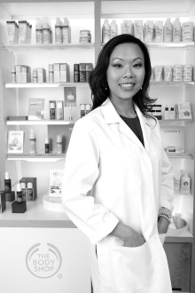 Dr Terry on The Body Shopin uusi Global Skincare Expert