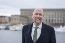 Gustav Hemming vald till Oslo-Stockholm styrelse
