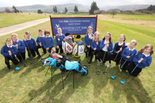Solheim Cup equips junior golfers