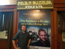 Framgångsrik Indienresa för dataspelsforskare från Skövde