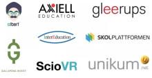 Rivstart för edtech-branschen med åtta nya bolag
