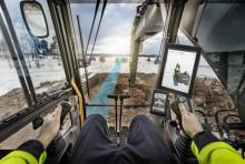 """Der Volvo Co-Pilot gewinnt den renommierten """"HMI Award"""" für innovative Mensch-Maschine-Schnittstellen"""
