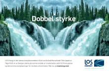 Doblet styrke i Norden// Meld deg på LOS Energy Day // Nyhetsbrev fra LOS Energy
