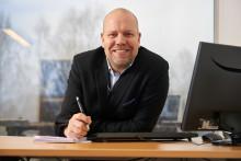 Daniel Grahn har tillträtt som ny generalsekreterare