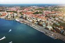 Detaljplanen för Masthuggskajen antagen av kommunfullmäktige
