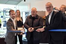 Excellent långtidsparkering invigd i Airport City Stockholm