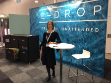 Missa inte E-Drop på Smarta Städer