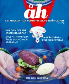 Samisk matresa i senaste numret av åh