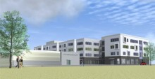 Nu byggs nya Ulriksdalsskolan