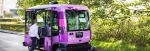 Nobina i nytt stort pilotprojekt med självkörande fordon i Storköpenhamn