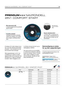 Produktinfo Tyrolit premium navrondell comfort start