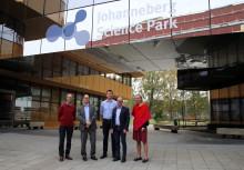 Husqvarna ny partner i Johanneberg Science Park för gröna innovationer