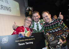 Tørring vinder prisen for bedste Q8 servicestation i Midt- og Sønderjylland samt Fyn