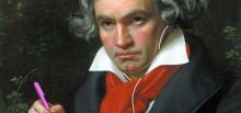 Beethovens nio kompas av nio nya – och en korv