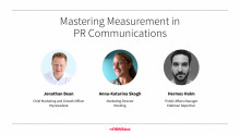 Webinar: How to measure your PR campaigns