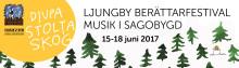 Festivalen drar åt skogen!
