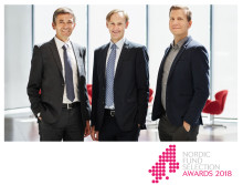 "​Storebrand ""Fund Selection team of the year"""
