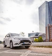 Mitsubishi Motors i Tyskland - störst växande märke i oktober 2018 (+63,3%)