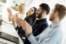 Inbjudan lunchseminarium 8 sep: Lyckas med dina strategier och viktiga mål