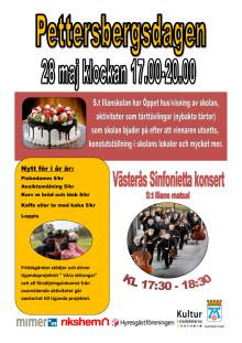 Pettersbergsdagen - affisch