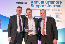 Konsgberg Maritime: Unique Onboard Training System Wins Prestigious Dynamic Positioning Award