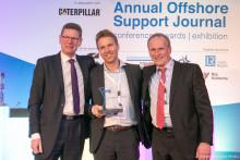 Konsgberg Maritime: Unique Onboard Training System Wins Prestigious Dynamic Positioning Award