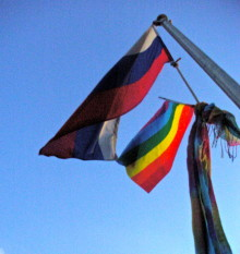 Lesbisk subkultur i Moskva mer än kulturella traditioner