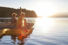 Efterfrågan är stor på utomhusupplevelser i Dalarna. Visit Dalarna satsar på produktutveckling inom outdoor.