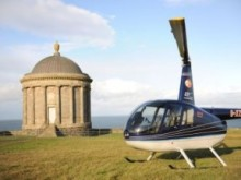 Win a helicopter flight