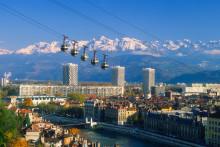 Fler skidorter nås med direktflyg till Turin och Grenoble från Landvetter