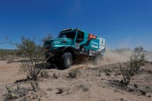 Pres release, Dakar 2016 Stage 11: Iveco and De Rooy take yet another step towards victory