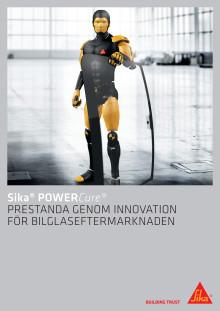 Sika PowerCure - Prestanda genom innovation för bilglaseftermarknaden