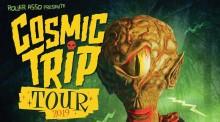 LE COSMIC TRIP TOUR 2019: The Scaners, Les Lullies, Weird Omen