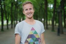 Superentreprenören Erik Bergman till Övik - Ett öppet och sårbart samtal