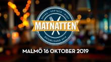 Matnatten Malmö 16 oktober